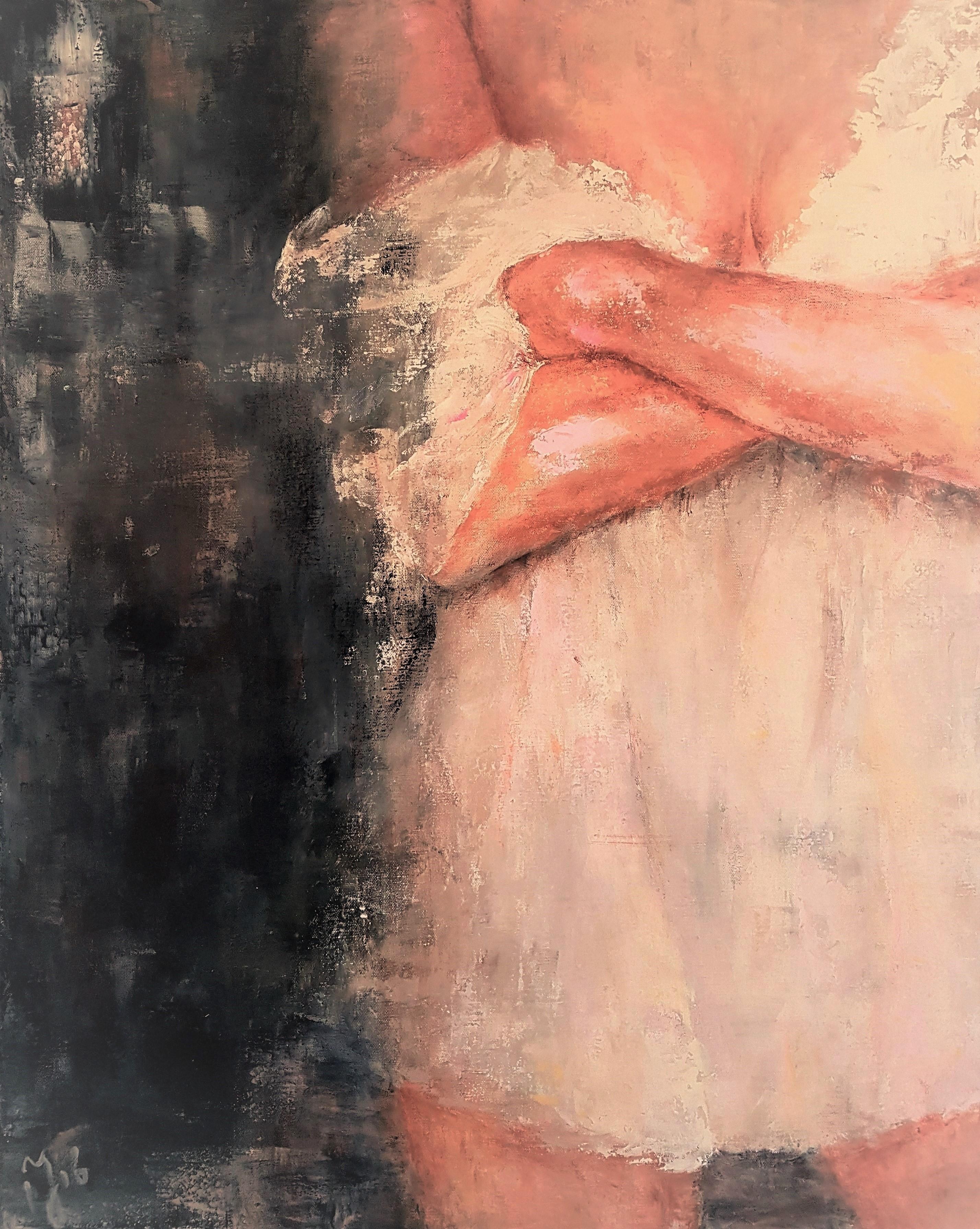 My Little White Dress | Overige | 80x100 | Linnen Aluminium Frame | Niet Meer Beschikbaar