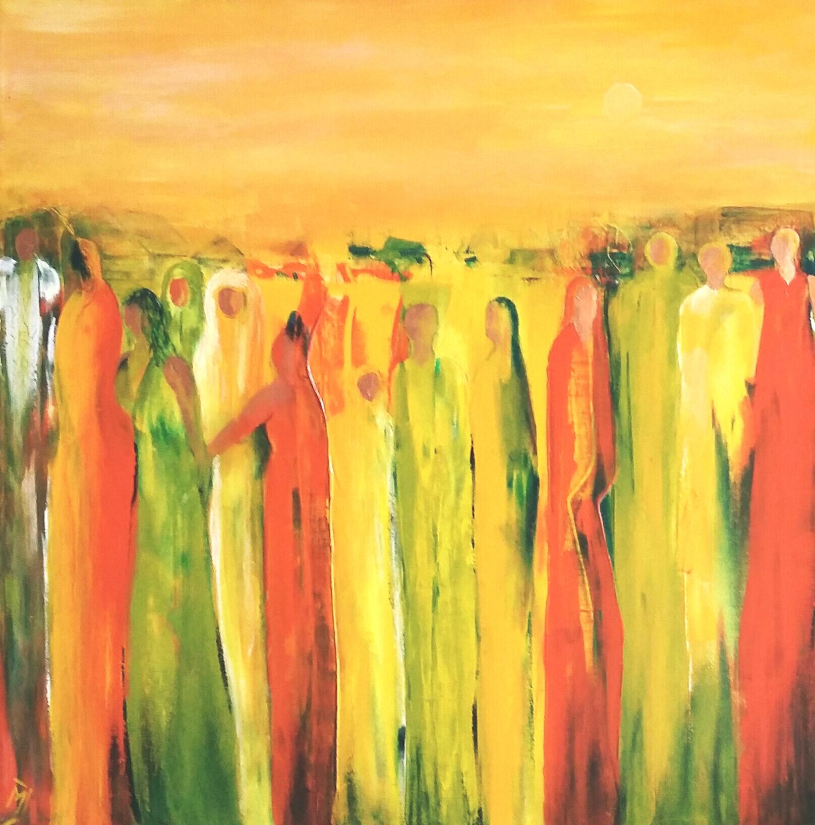 Veiled | Overige | 50x50 | Canvas | Niet Meer Beschikbaar